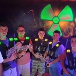 Extreme Laser Tag - Arcades - 2503 SW 45th Ave, Amarillo, TX - Phone
