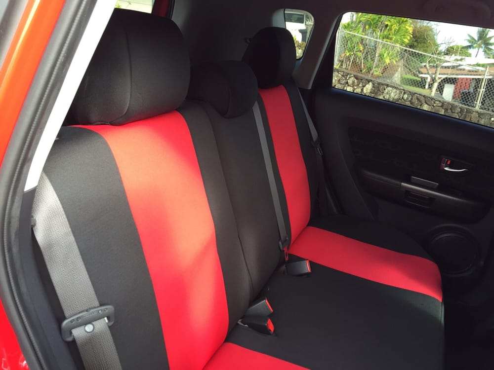 upholstery covers custom forte grey shop black katzkin seats upholsterysoul with kia ash kits soul leather seat