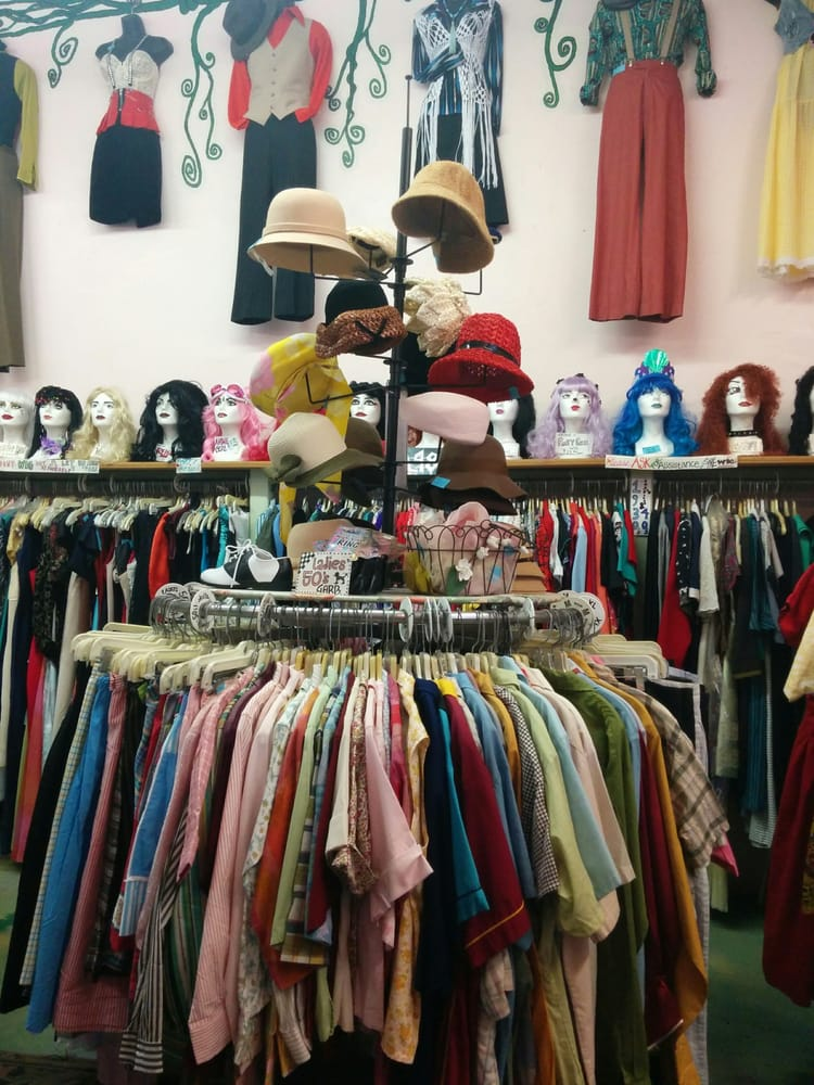 Vintage clothing stores in tucson az