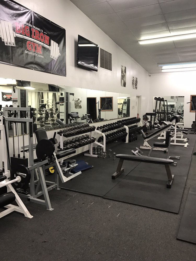 Big Iron Gym