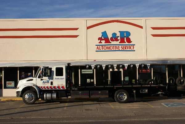 A & R Automotive Service: 203 Edison St, Brush, CO