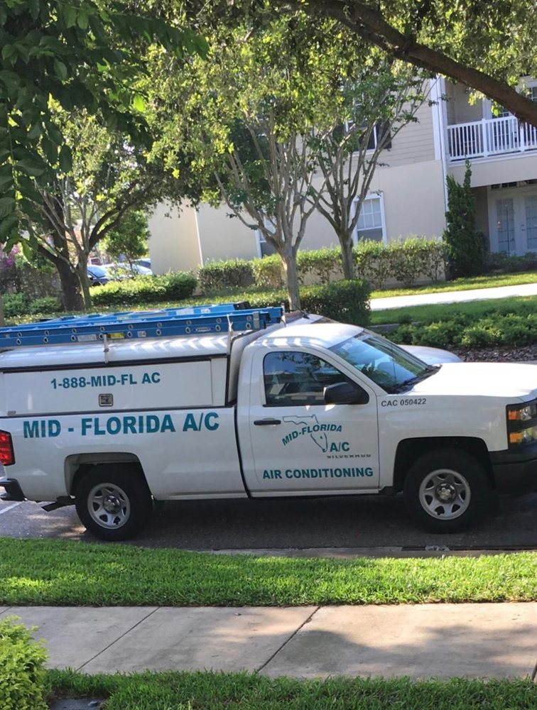 Photo Of Mid Florida Air Conditioning Debary Fl United States