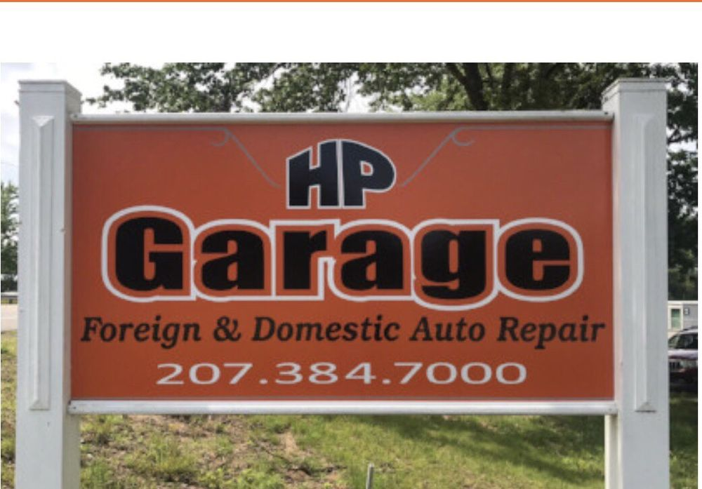 HP Garage: 569 Portland St, Berwick, ME