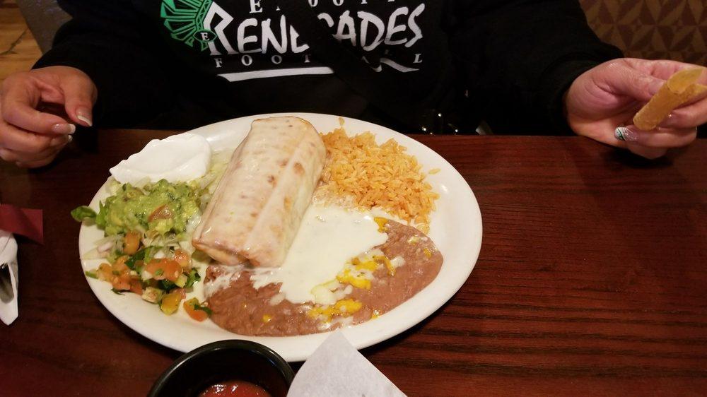 Food from El Toro