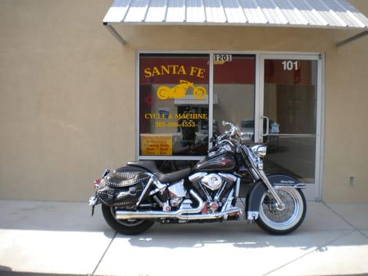 Santa Fe Cycle Machine Rio Rancho Nm United States