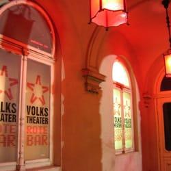 Rote Bar Im Volkstheater 14 Photos 14 Reviews Bars