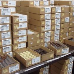 Neuhaus Chocolate Factory Anderlecht