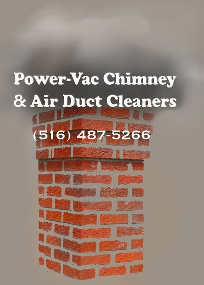Power-Vac Chimney & Air Duct Cleaners: 24 South Ct, Roslyn Heights, NY