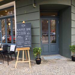 Kaffeebar Breakfast Brunch Stargarder Str 55 A Prenzlauer