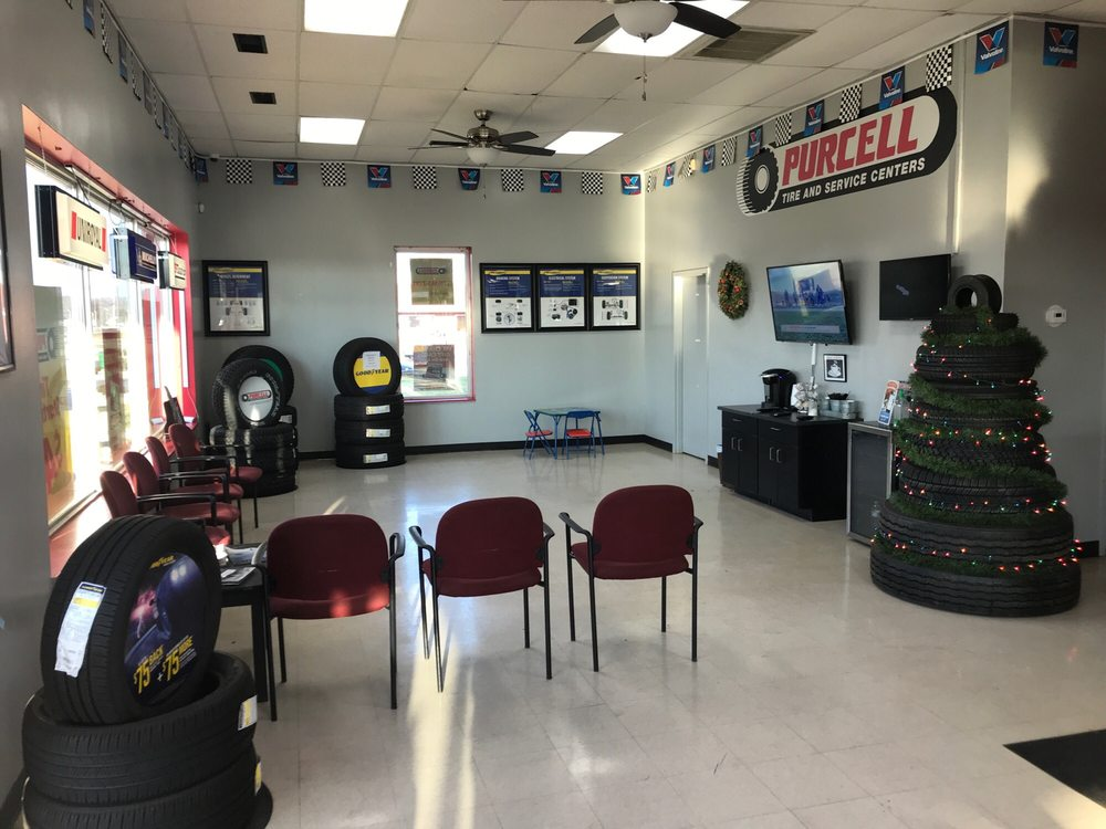 Purcell Tire & Rubber: 309 Hwy 62 W, Princeton, KY