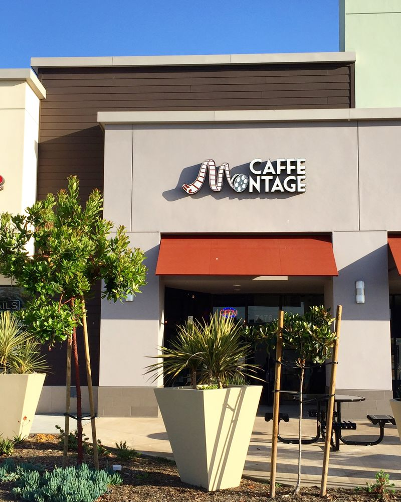 Caffe Montage