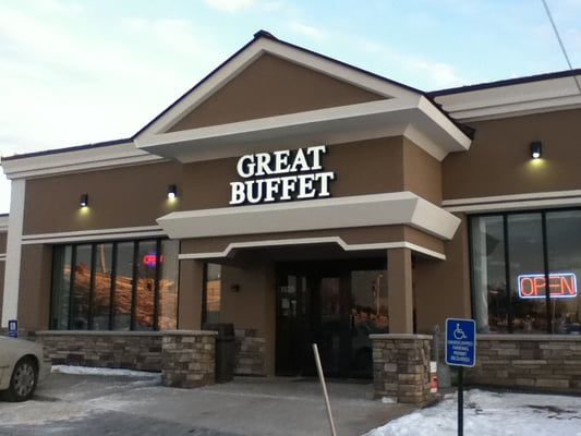 Awe Inspiring Great Buffet 54 Reviews Chinese 1525 S Willow St Download Free Architecture Designs Sospemadebymaigaardcom