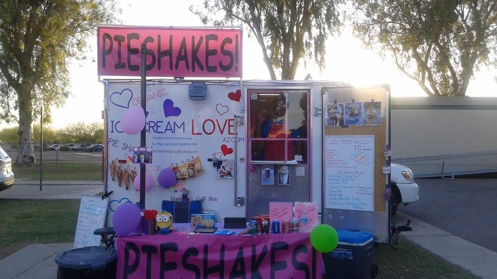 Ice Cream Love AZ: Phoenix, AZ