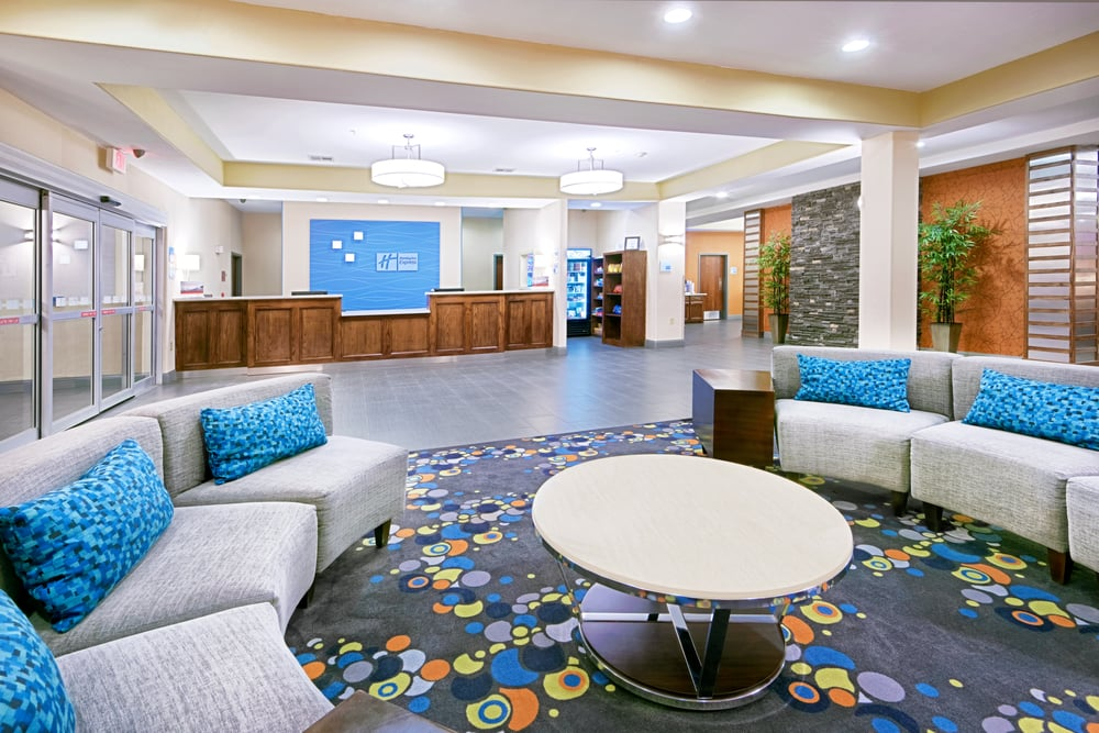 Holiday Inn Express & Suites Monahans I-20: 108 W 19th St, Monahans, TX