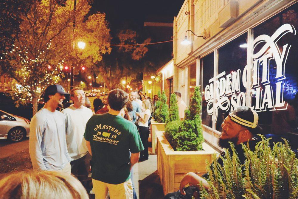 Garden City Social: 1157 Broad St, Augusta, GA