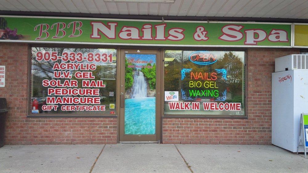 Bbb nails nail salons 710 cumberland avenue - Burlington nail salons ...