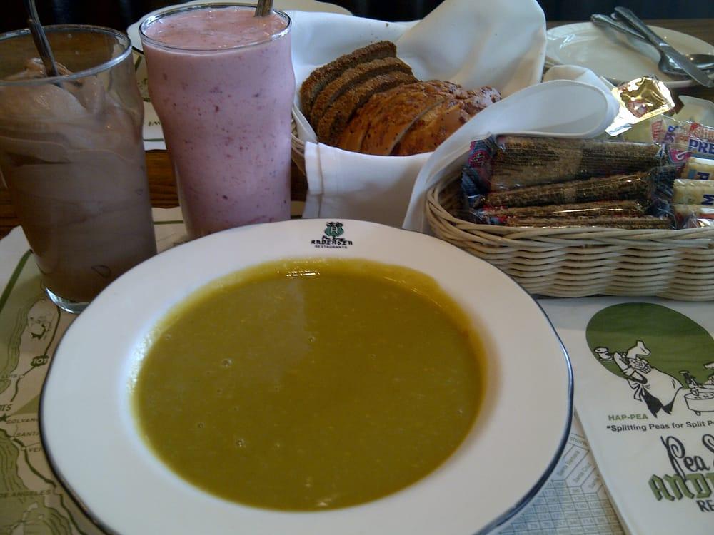 Pea Soup Andersen S Restaurant Buellton Ca Yelp