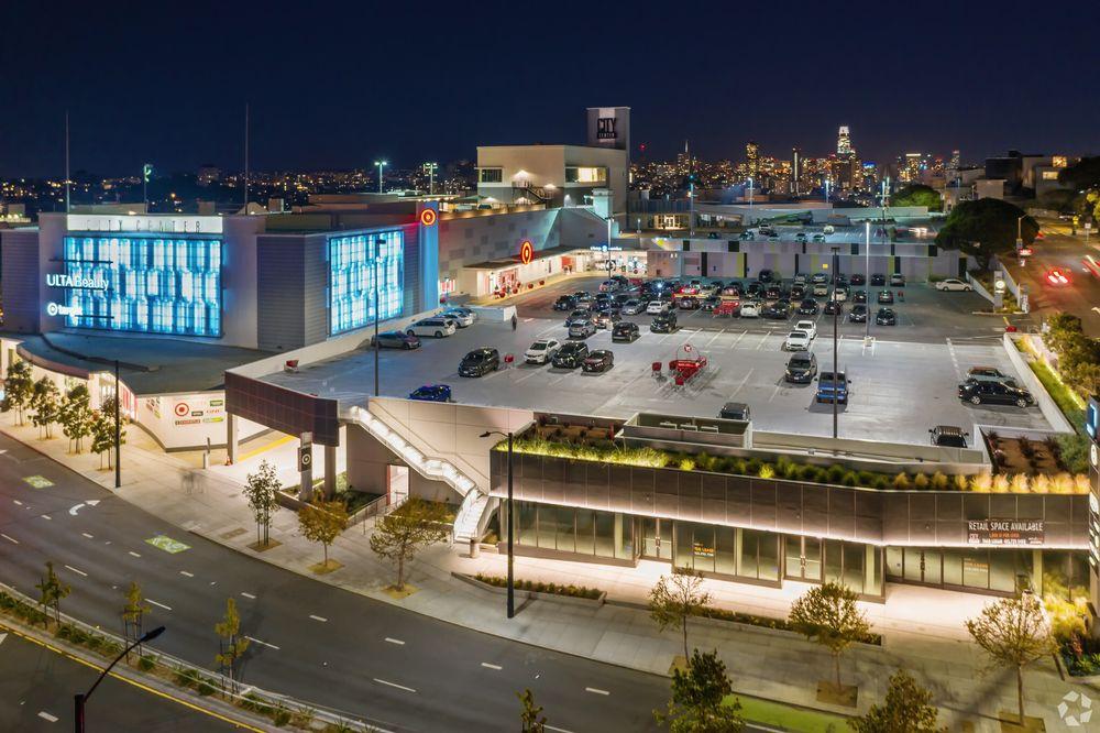 City Center: 2675 Geary Blvd At Masonic Ave, San Francisco, CA
