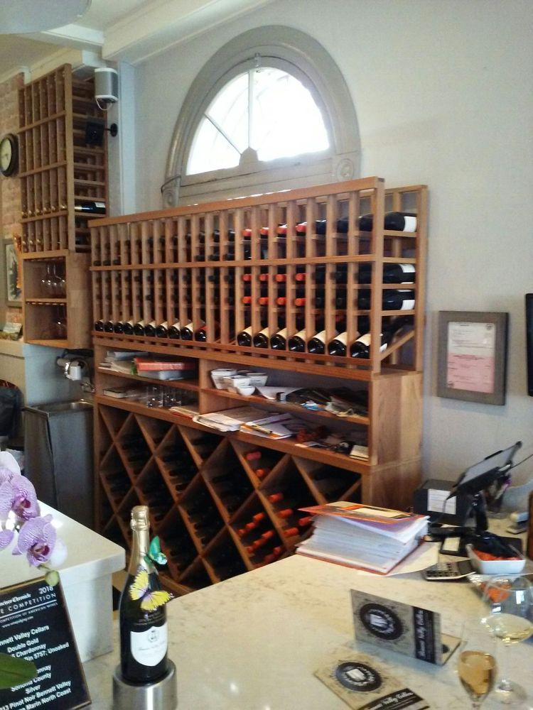 Bennett Valley Cellars: 127 E Napa St, Sonoma, CA