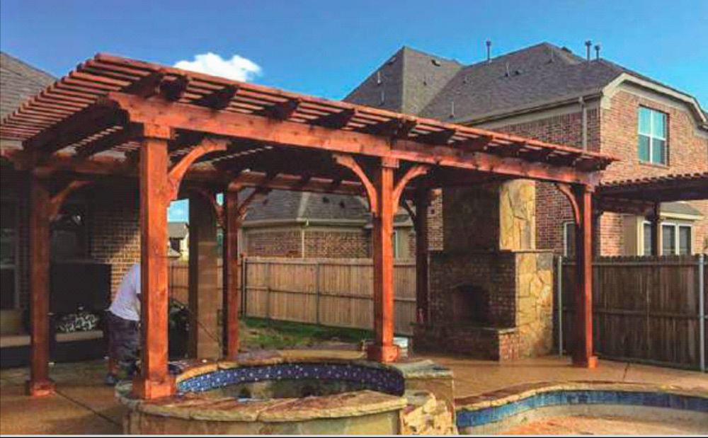 Elite Pools and Landscaping: 1613 Montana Trl, Plano, TX