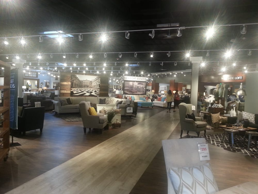 Living Spaces Warehouse : New furniture store in Huntington Beach called Living ...