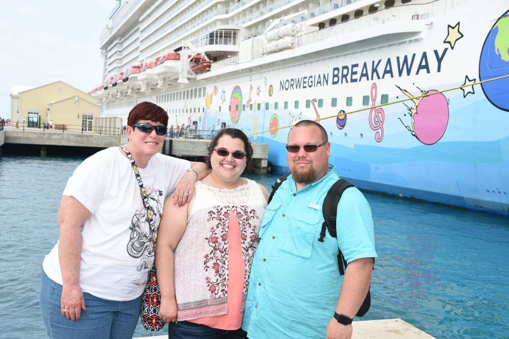 Norwegian Cruise Line The Breakaway
