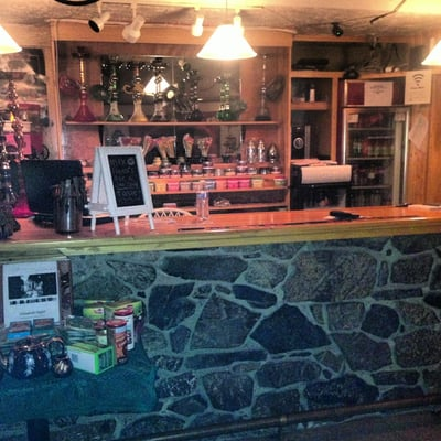 Ali Baba's Hookah Lounge
