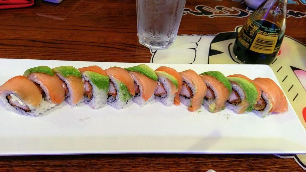 Jimmy's Sushi Bar: 5731 Seminole Blvd, Seminole, FL