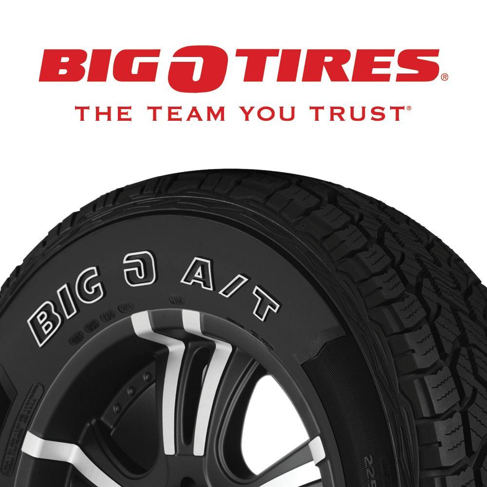 Big O Tires: 2605 SE Delaware Ave, Ankeny, IA