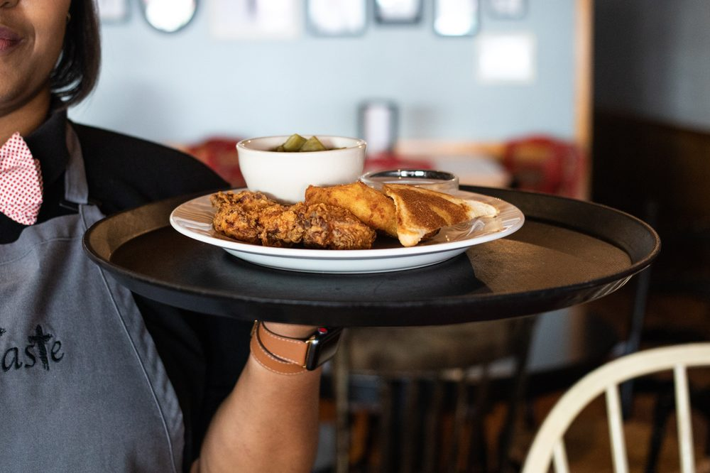 the taste by Chef Rodney: 217 W Main St, Marietta, OK
