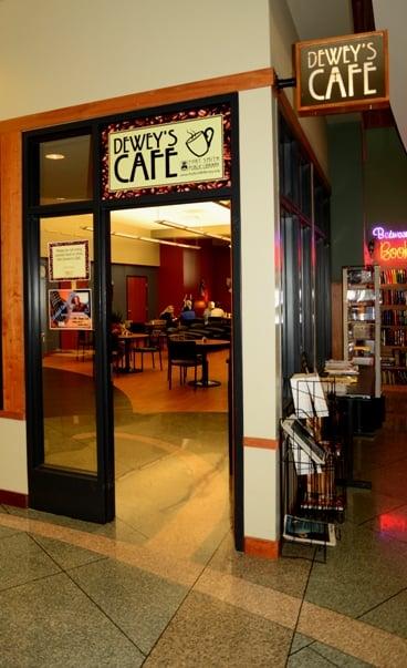 Dewey's Cafe: 3201 Rogers Ave, Fort Smith, AR