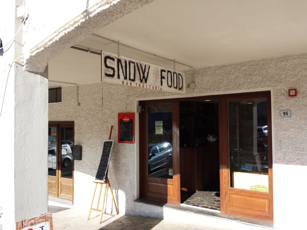 Snow food geschlossen caf via galassia 95 cuneo for Restaurant italien 95