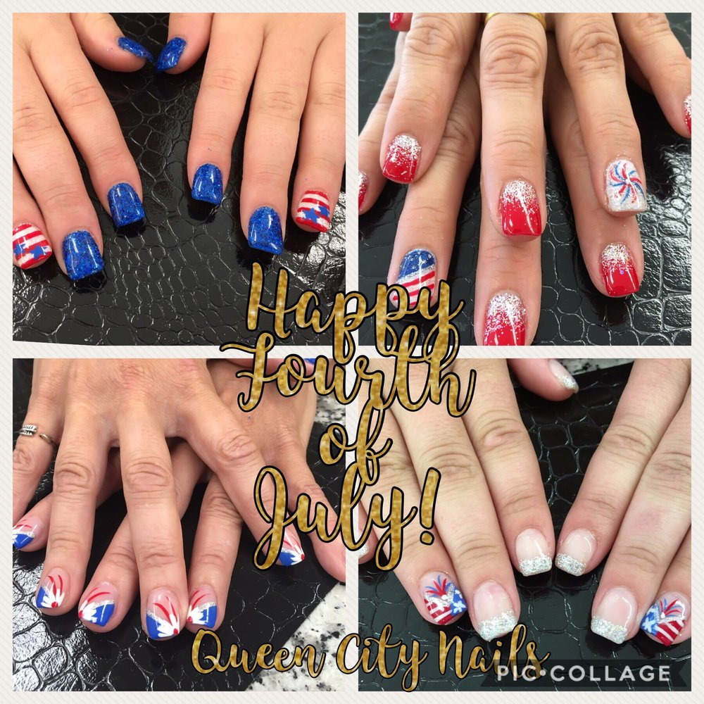 Queen City Nails: 1400 US Rt 302, Barre, VT