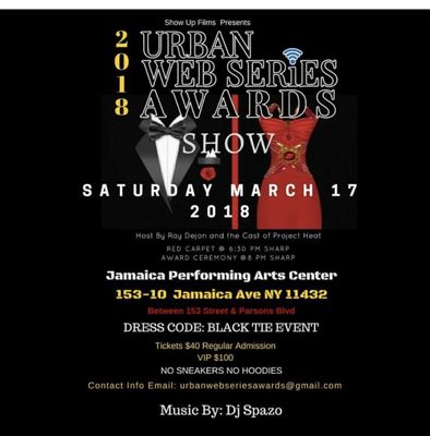 Jamaica Performing Arts Center 15310 Jamaica Ave Jamaica, NY