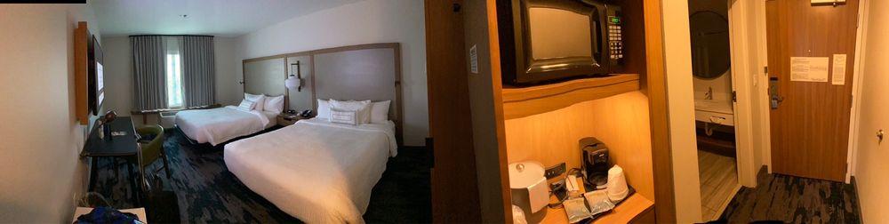 Fairfield Inn & Suites by Marriott Brownsville North: 804 E Morrison Rd, Brownsville, TX