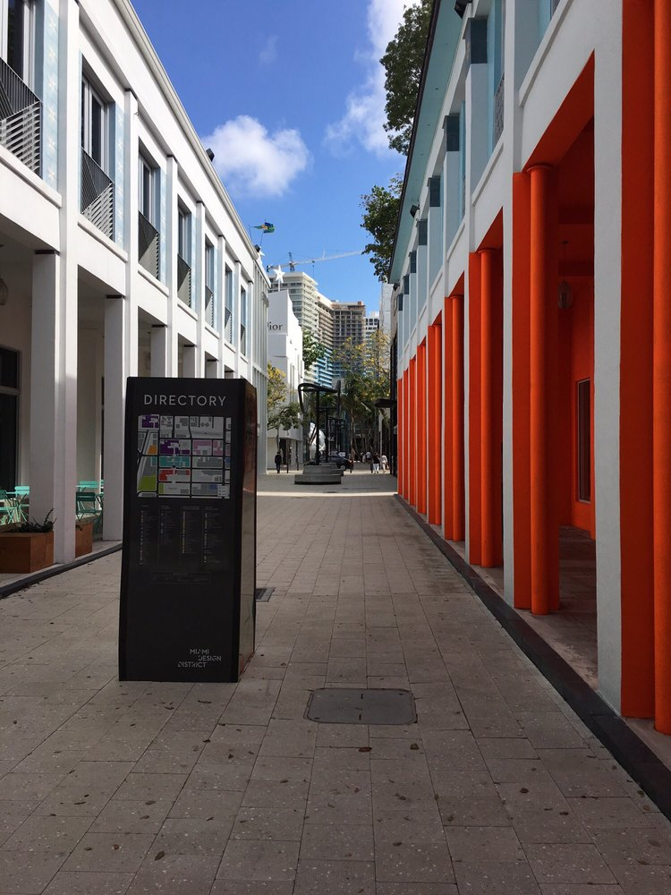 Miami Design District: 3841 NE 2nd Ave, Miami, FL