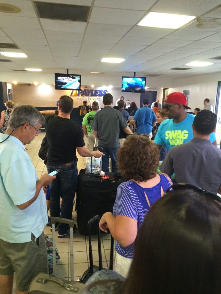 Payless Car Rental Near Orlando Airport