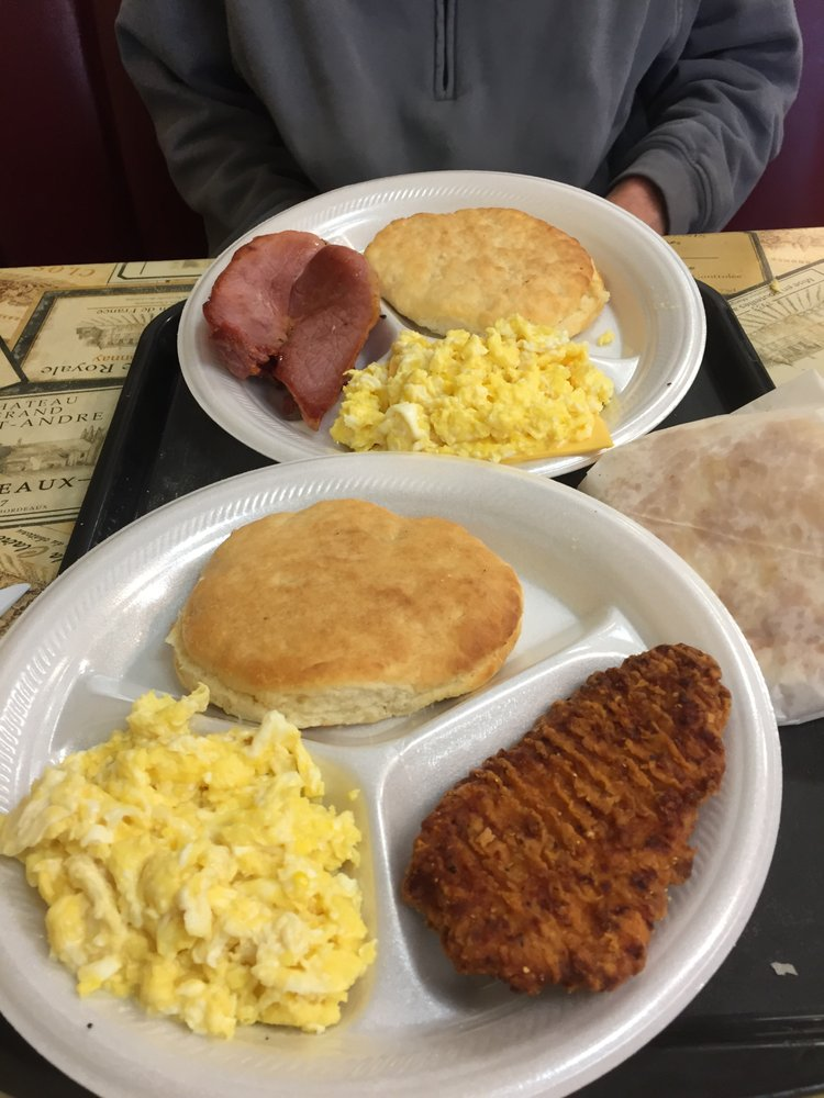 Biscuit Express: 8729 Highway 29 S, Hull, GA