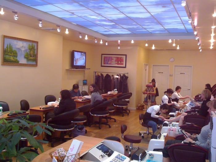 elegante nails 13 reviews nail salons 125 chambers st tribeca new york ny phone number yelp - Nails Salon Design Ideas