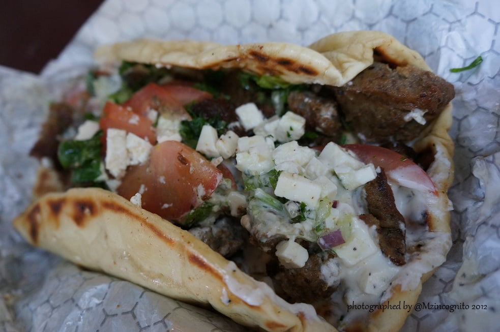 Lamb Gyro. DELISH!!!!! - Yelp