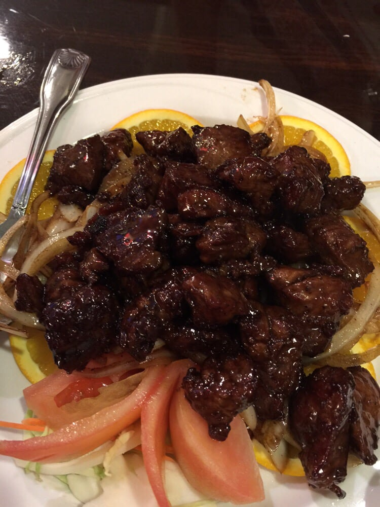 Filet mignon french style yelp for 77 chinese cuisine