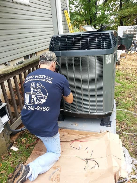 Jimmy Gusky Heating & Air