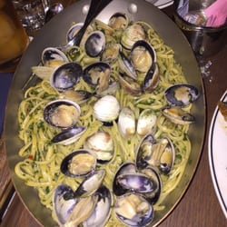Photo Of The National Greenwich Ct United States Pasta With Clams