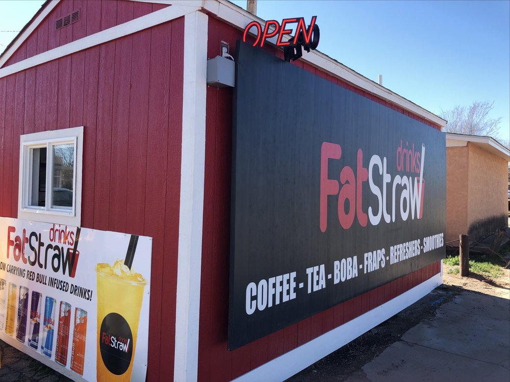 Fat Straw Drinks: 701 W Main St, Artesia, NM