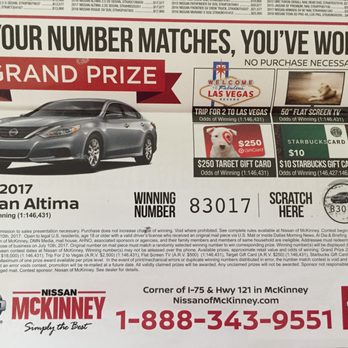 Photo Of Nissan Of Mckinney   McKinney, TX, United States. Totally  Misleading Sales
