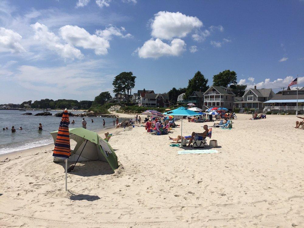 McCook Point Beach and Park: McCook Pl, East Lyme, CT