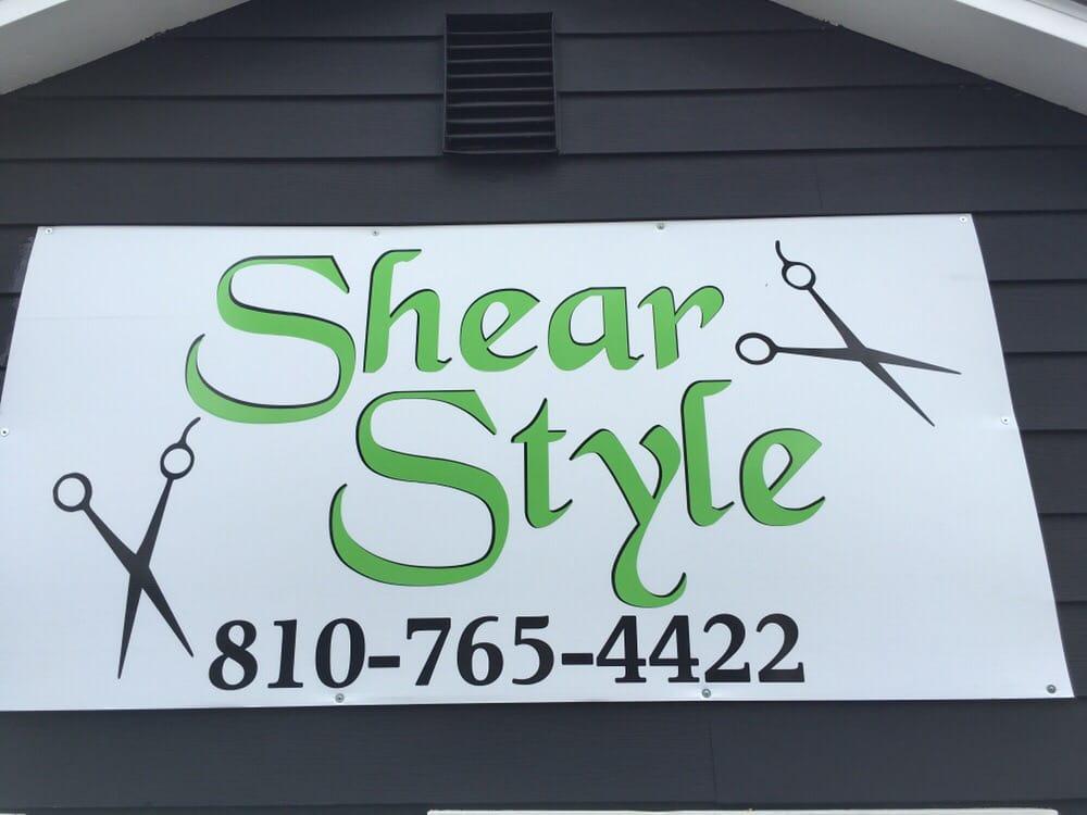 Shear Style: 519 West Blvd, Marine City, MI