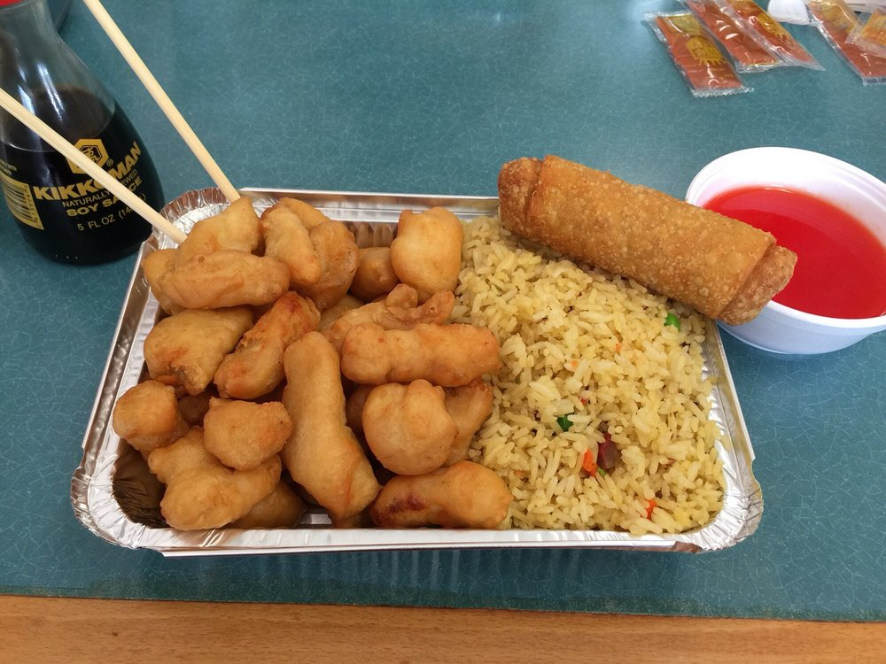 China King Chinese Restaurant: 13125 Broadway St, Alden, NY