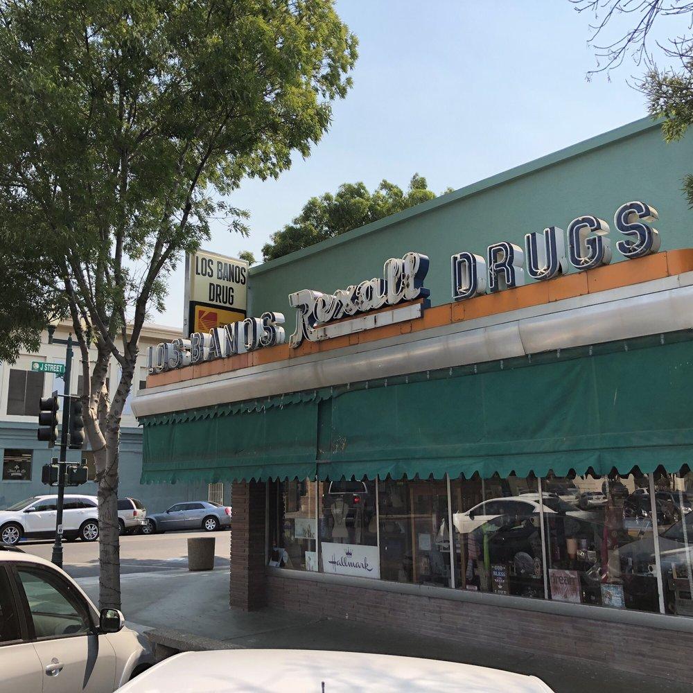 Los Banos Drug: 601 J St, Los Banos, CA