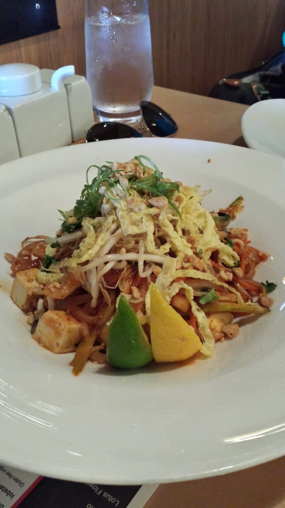 Thai Food Traverse City Menu